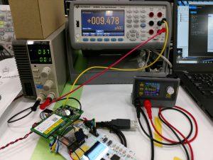 SCM-LTE-01の電流計測